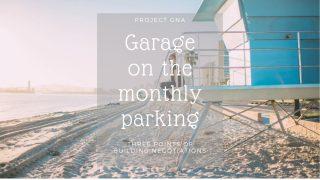 プレハブガレージを月極駐車場に建てたリーマンのヒストリー記事のアイキャッチ画像1