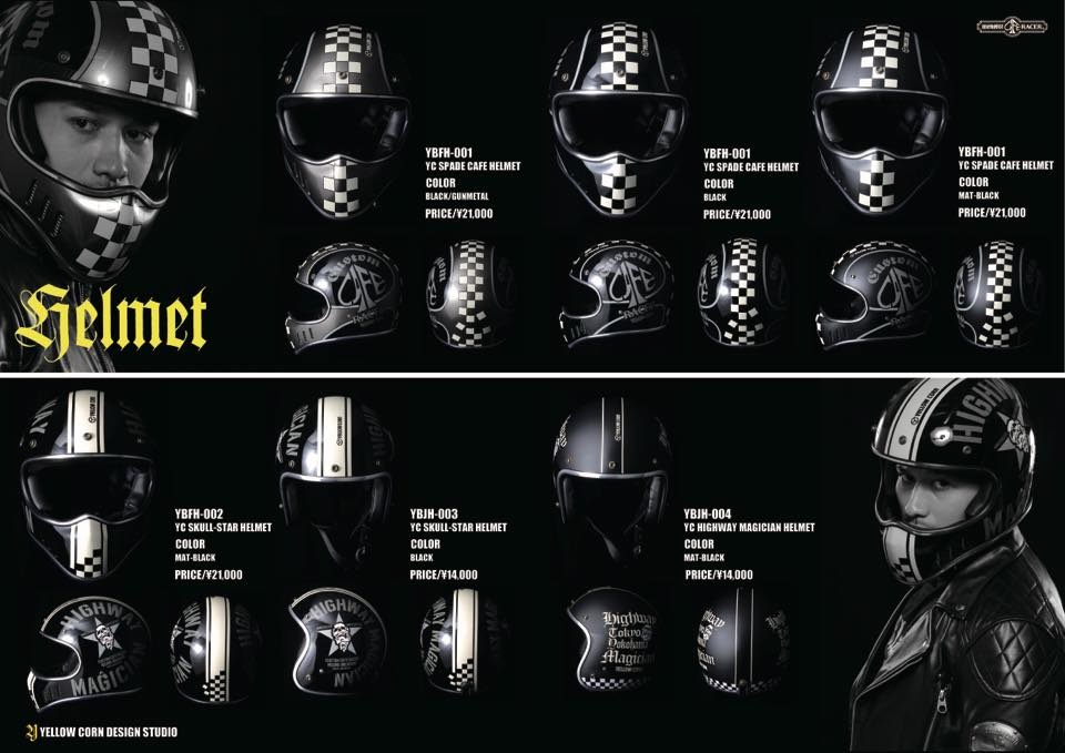 YBシリーズヘルメットカタログ_フェイスブック