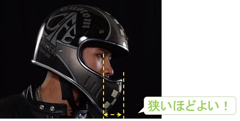 YBシリーズヘルYBFHシリーズヘルメット視界のよいヘルメット図解ver1メット視界のよいヘルメット図解ver1