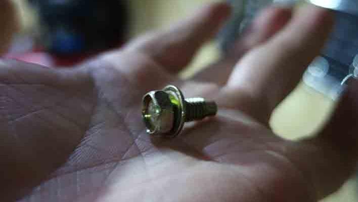 イナババイク保管庫で使用されるm6ボルト