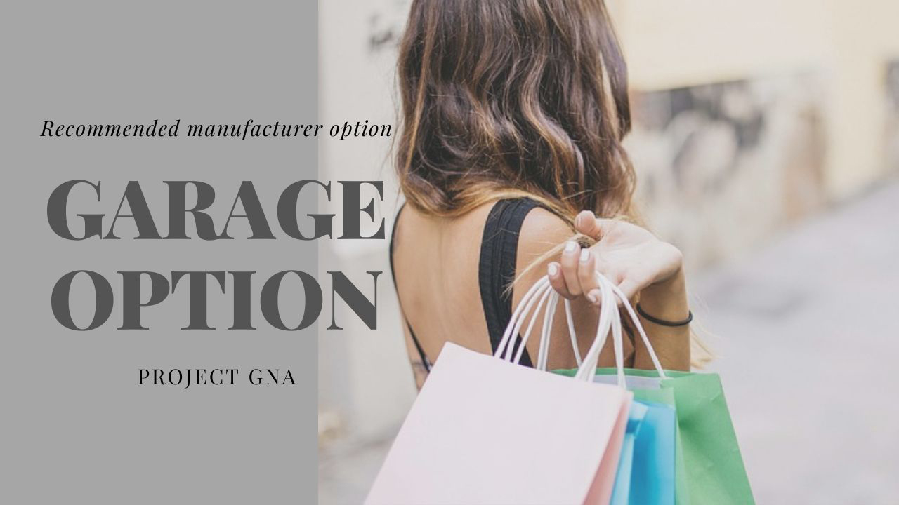 garage option_ガレージ本体と同時購入がマストなオプションやアイテムなどのまとめ